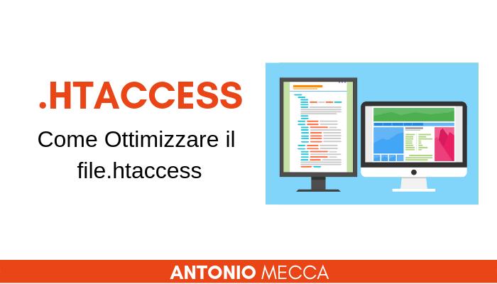 ottimizzazione e redirect file htaccess